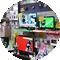 電器商品の販売・修理