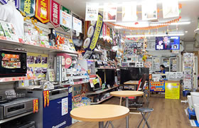 eプラザ柏崎店(旧:よねやま電器)